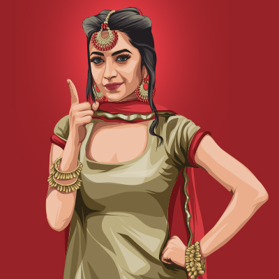 Bhumika Sharma Indian Model Thumbnail Medium 02