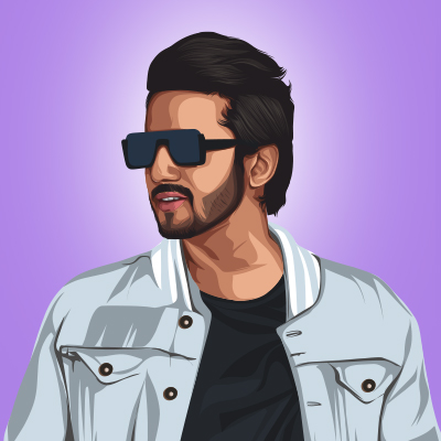 Mumbaikar Vector Illustration Thumbnail-Small