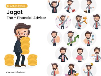 Jagat – The Indian Financial Advisor Vector Bundle