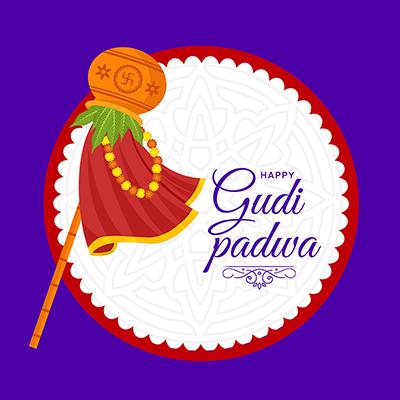 Banner Design Template Of New Year Gudi Padwa