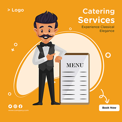 Catering services social media banner-13-small